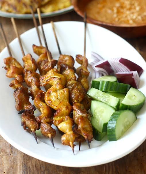 Victor's Place Chicken Satay